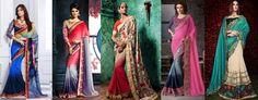 Designer Sarees Collection, Latest Designer Sarees, Saree Collection, Party Wear Sarees Online, Buy Sarees Online, Amazing Wedding Dress, Saree Shopping, Wedding Sarees, Online Discount
