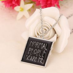 American Horror Story Necklace