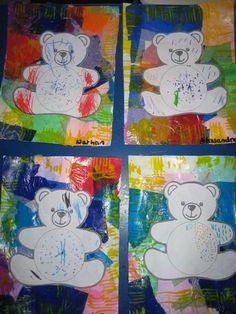99 meilleures images du tableau boucle d or et les 3 ours en 2019 activities for kids petite - Petit ours va a l ecole ...