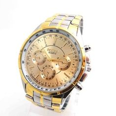 Оптовая продажа мужчины наручные часы мода кварцевые аналоговые часы из нержавеющей стали ремешок часы мужчины SQW149