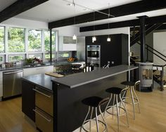 22 Best Kitchens Island Mounted Cooktops Images Kitchens
