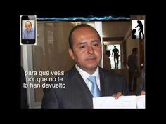 Édgar Borja amenaza y humilla a su mujer y revela otras cuentas bancaria