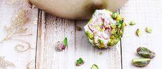 Praline di mortadella leggera Snello al pistacchio Antipasto, Ricotta, Finger Foods, Avocado Toast, Fingers, Buffet, Pizza, Breakfast, Morning Coffee