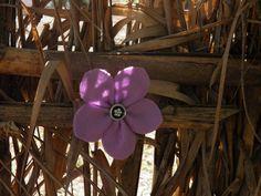 Pregadeira de Feltro (Flor)