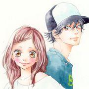 Kou & Futaba ♥- Ao Haru Ride / Blue Spring Ride