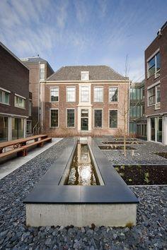 Rechtbank Haarlem Foto: Maarten Noordijk