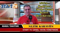 Start TV Kanal Tanıtım Videosu Nezir Karayün