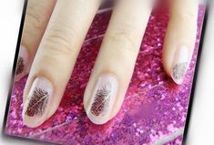 Fashion Beauty Leopard Water Transfer Stickers Nail Art Tips Feather Decals