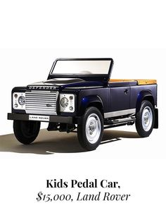Fun for the Whole Family Pedal Cars, Land Rover Defender, Net Worth, Billionaire, Fun, Kids, Instagram, Young Children, Boys