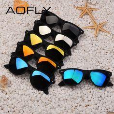 AOFLY Fashion Sunglasses Men Polarized Sunglasses Men Driving Mirrors Coating Points Black Frame Eyewear Male Sun Glasses UV400 Like if you remember #shop #beauty #Woman's fashion #Products #Classes