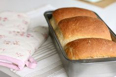 wholemeal chia bread