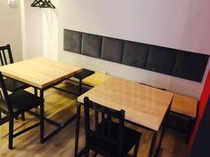 dappi - Galeria - panele tapicerowane, dekoracyjne, ścienne Bed Headboard Design, Headboards For Beds, Dining Bench, Conference Room, Bedroom, Lighter, Table, Interiors, Furniture