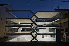 cabbagerose:  pick a staircase:s-house, tokyo/yuusuka karasawa...