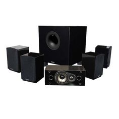 Best Home Theatre Systems: 10. Energy 5.1 classic home theatre system