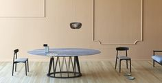 1000 images about tables et chaises on pinterest tables for Table extensible kristalia