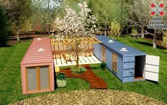 Shipping Container House Plans Ideas 26 #containerhomedesign