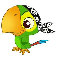 Skully - Jake And The NeverLand Pirates