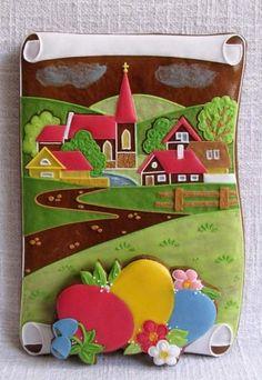 The detail in this is Cookies Paint Cookies, Roll Cookies, Fancy Cookies, Sweet Cookies, Valentine Cookies, Cute Cookies, Easter Cookies, Edible Cookies, Galletas Cookies