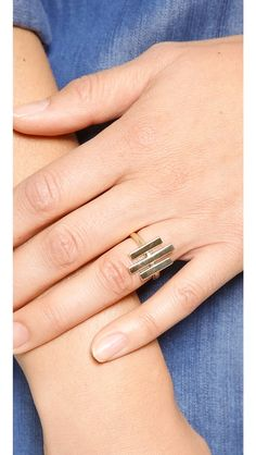 Pamela Love Axis Ring
