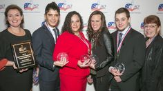 Suffolk County Community College Culinary Competition Winners 2015