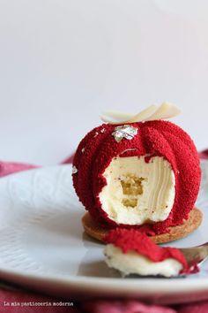 La mia pasticceria moderna: Cremoso al limone per San Valentino.