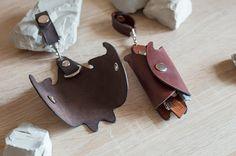 Excited to share the latest addition to my #etsy shop: Bat Key Case leather case for keys Bat key holder Bat shape https://etsy.me/2L0VstP #accessories #lanyard #black #keycase #keyholder #keychain #batcase #batshapecase #batgift