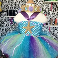 tutu costumes for toddlers, mermaid - Google Search