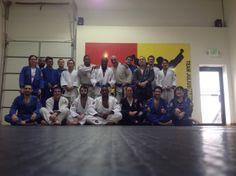 Great Sunday Brazilian Jiu Jitsu class.