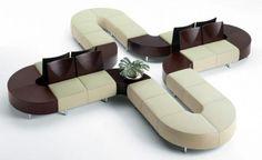 Model inspirat de design pentru mobilier de birou