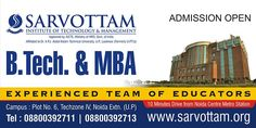 #Admission_Open_For_B_tech & #MBA See More :- http://bit.ly/1pnoaFw #Details_of_Fee_Structure :- http://bit.ly/1rsNhrK