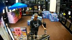 Montgomery County Police released surveillance photos of a man who assaulted a Safeway employee the night of May 28.