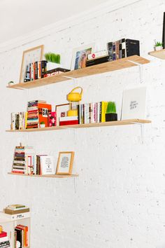 8 Clever Shelving Solutions for the Smallest of Spaces