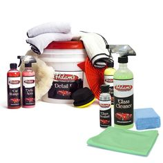 Adam's Premium Car Care Holiday Bundle  Any car guy knows that a clean car is a happy car and if your ride is clean it will run better (or at least we would like to believe so).