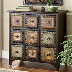 Kynan 9-drawer Console from Through the Country Door®