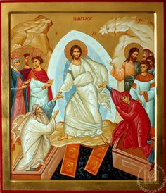 Christ is Risen Christ Is Risen, He Is Risen, Jesus Christ, My Maria, Religion, Orthodox Icons, Religious Art, Prayers, Princess Zelda