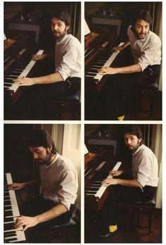 The lovely Paul.