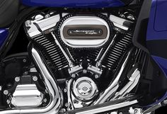 Harley Davidson Screaming Eagle Milwaukee Eight 114