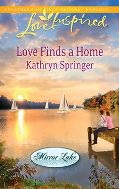 Kathryn Springer - Love Finds a Home / #awordfromJoJo #ChristianFiction