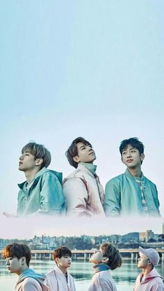 GOT7 Wallpaper FLIGHTLOGARRIVAL ARRIVAL NeverEver