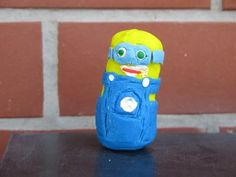 Play Doh Minion Despicable Me. How to Play Doh Fun & Easy. - YouTube