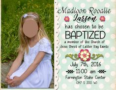 LDS Girl Baptism Invite Lace by StephsSweetShoppe on Etsy Baptism Gifts, Girl Baptism, Baptism Ideas, Baptism Invitations Girl, Lds, Digital, Pictures, Invite, Prints