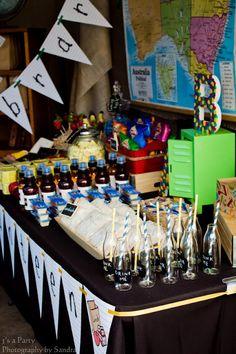 ABC/123 Birthday Party + End of School Party | | Kara's Party IdeasKara's Party Ideas