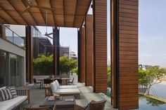 Cove Way House by Bedmar and Shi   HomeDSGN