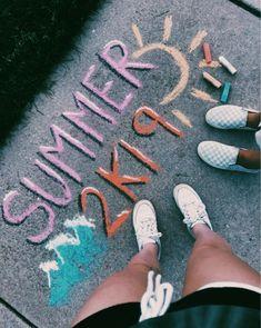 summer goals vsco credit to natalierafacz on - summergoals Summer Goals, Summer Fun, Summer Bucket, Summer Beach, Summer Feeling, Summer Vibes, Post Pinterest, Chalk Design, Vsco Pictures