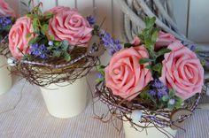Květináček Růžičky pink