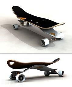 SoulArc Skateboard : A Revolutionary Design in Skateboard