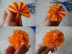 oh so lovely paper flower