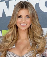 Amber Lancaster Hairstyle - click to view hairstyle information