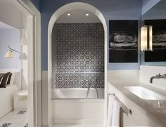Capritouch Suites, bathroom - Capri Palace Hotel & Spa -  Anacapri, Italy