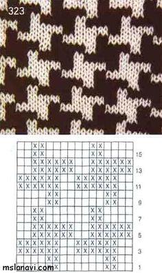как связать жакет от Шанель схема для вязания